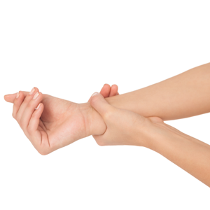 Photo showing Carpal Tunnel pain in wrist area